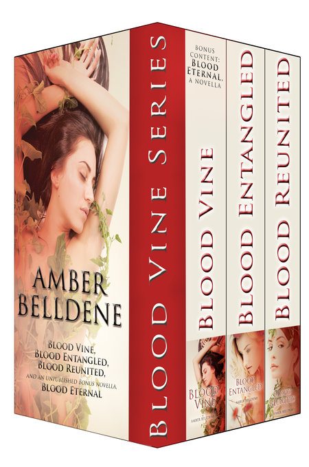 The Blood Vine Series Box Set