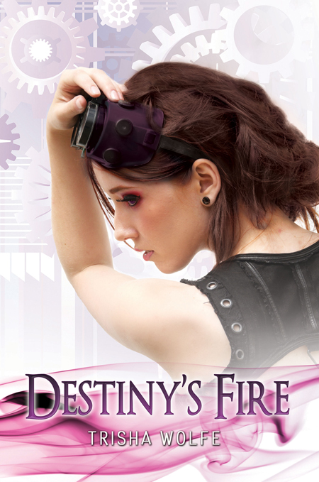 Destiny's Fire by Tricia Wolfe