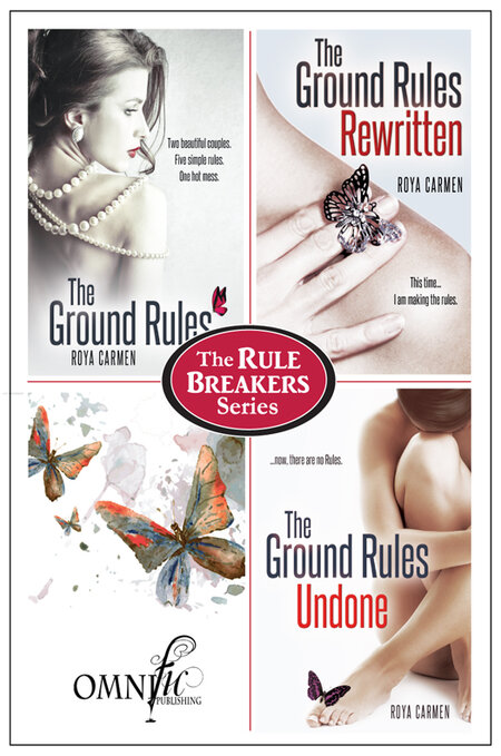 The Ground Rules: Sinful Box Set