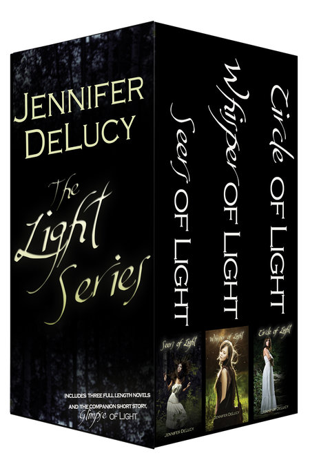 The Light Series Box Set